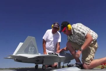 F-22 Raptor Télécommandé