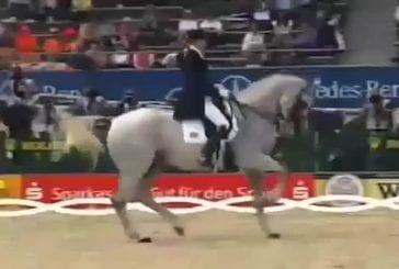 Danse hip-hop avec un cheval