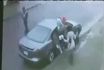 Maman sauve son fils lors d'un carjacking à Detroit