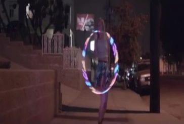 Nouvelle façon de faire du Hula Hoop