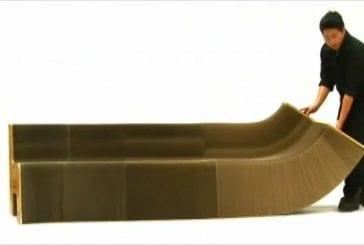 Canapé ou fauteuil flexible