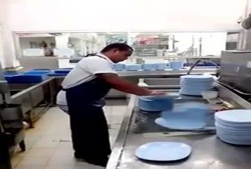 Lave-vaisselle le plus rapide au monde