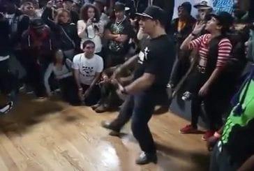 Compétition de danse se transforme en bagarre