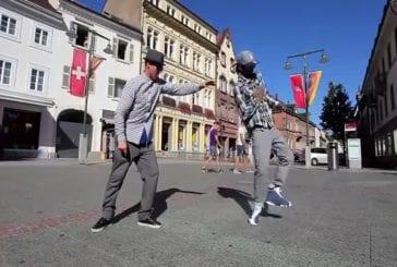 Incroyable dance Pop n'Lock