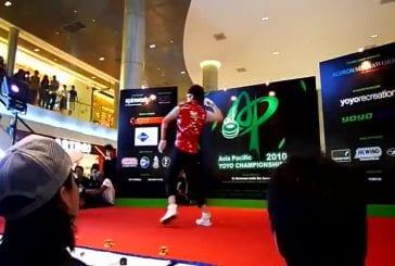 Championnats de Yo-Yo d'Asie