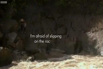 Pêcheur le plus extrême au monde