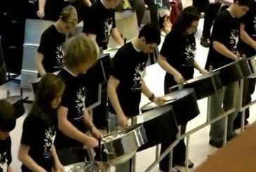 Dyer maker de Led Zepplin avec des tambours