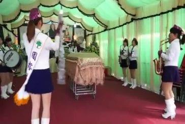 Juste un autre enterrement à Taiwan