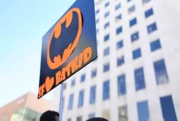 Batkid sauve la ville