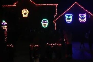 Lumières d'Halloween