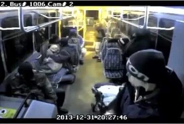 Fusillade dans un bus du Michigan à la nouvelle année