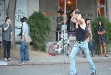 Danseur génial