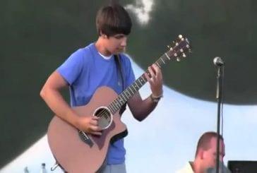 Le plus incroyable joueur de guitare