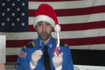 Douze articles interdits de la TSA de Noël