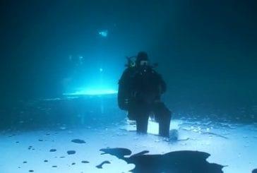Pêche sous la glace