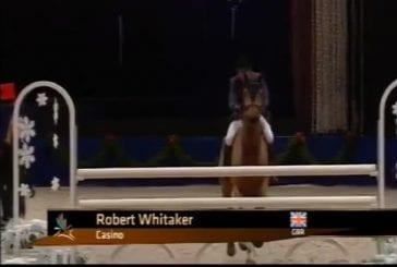 Record du monde de saut à cheval
