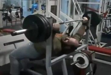 Musculation étonnante