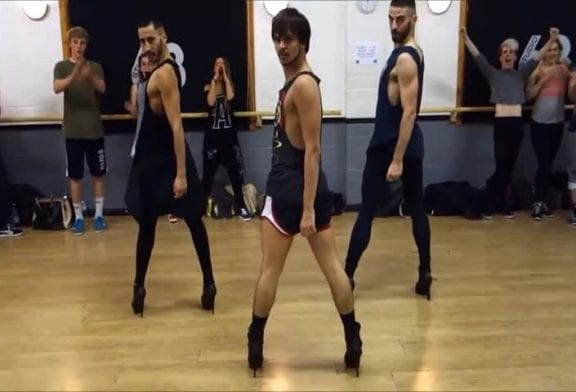 Beyonce au masculin