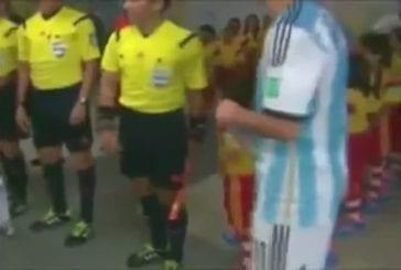 Différence entre Messi et Ronaldo