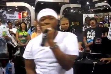 MC freestyle surnaturel