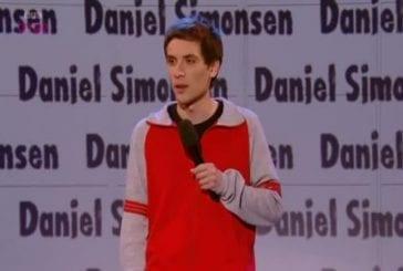 Stand-up du comédien Daniel Simonsen
