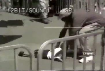 Enfant éjecté d'un manège