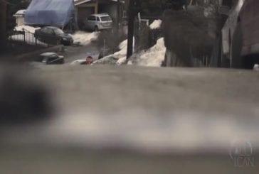 Faire du ski dans la rue