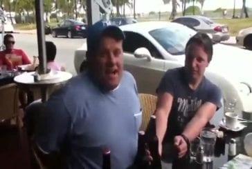 Boire trois bières sans les mains