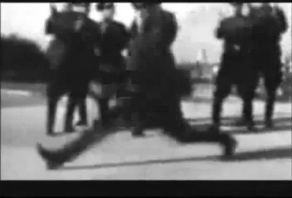 Danse des soldats russes en 1941