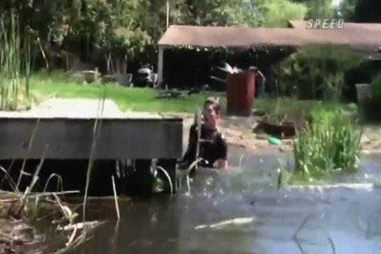 Stupides trucs sur roues les ghost rider