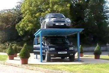 Solution au manque de places de parking