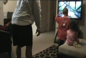 Jouer avec la Microsoft Kinect peut faire mal