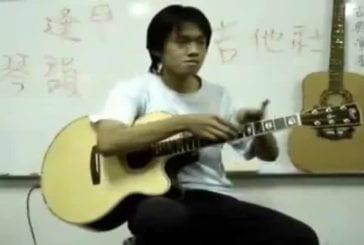 Guitariste génial