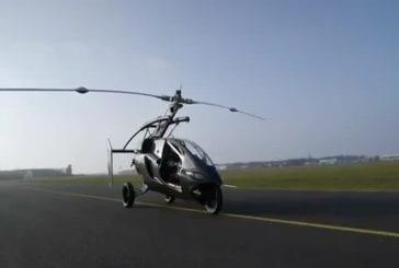 PAL-V voiture volante