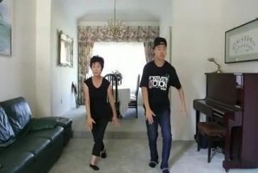 Maman danse le Gangnam Style