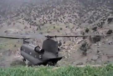 Incroyable évacuation de soldats en territoire hostile