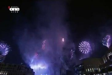 Célébration sans limite du nouvel an 2013 à Dubaï