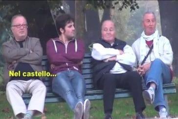 Mec italien pète en public