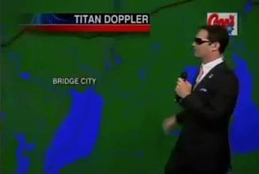 Rappeur météorologue