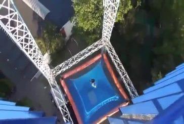 L'attraction d'un parc à thème la plus folle au monde