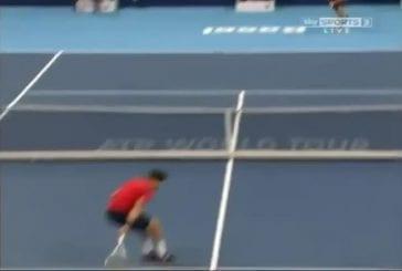 Une fois dans la vie Un coup de tennis