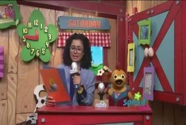 C mot tombé sur les enfants matin tv show