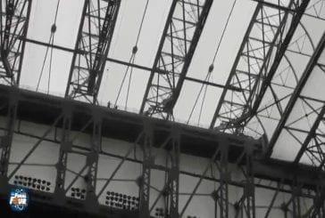 Reliant Stadium tir - nouveau record du monde