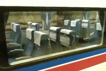 Réinitialisation du siège de train japonais