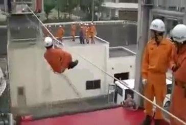 Japon technologie de la concurrence corde de sauvetage