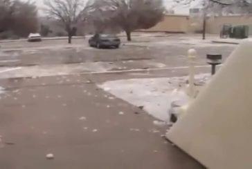 Le tout 1er Ice Bucket Challenge