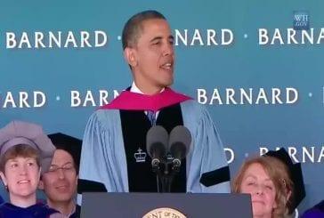 Barack obama chante