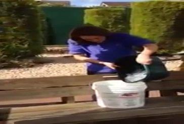 ALS Ice Bucket Challenge termine mal