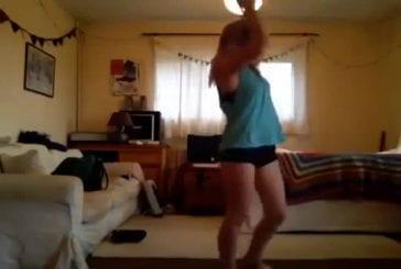 Incroyable video de Hula Hoop amateur