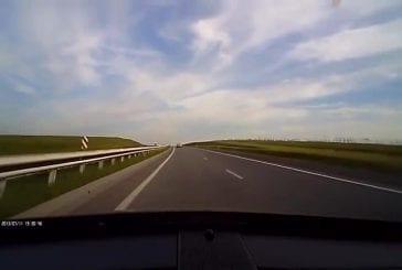Russe rage au volant